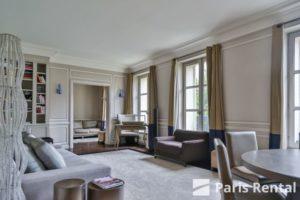 Opéra高端三室一厅法式公寓
