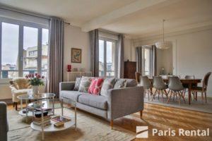 Passy - La Muette精品两居室公寓